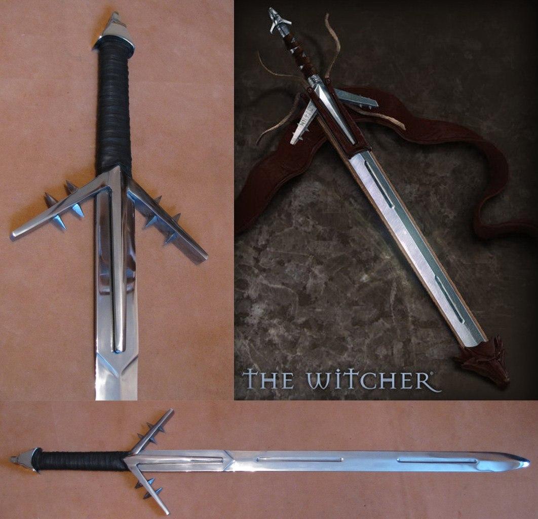 Witcher's sword