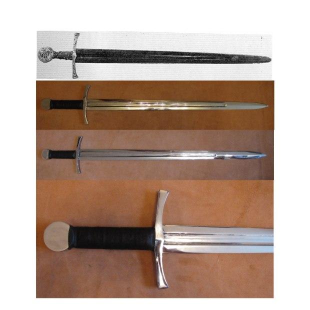Oakeshott Type XII Sword