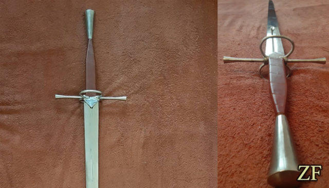 Late Renaissance One-Handed Sword