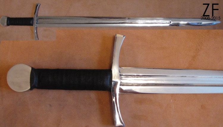 Oakeshott Type XII Sword