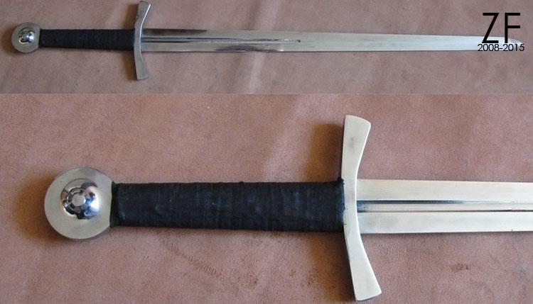Oakshott Type XVIa Sword