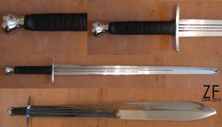 Oakshott Type ХХ sword