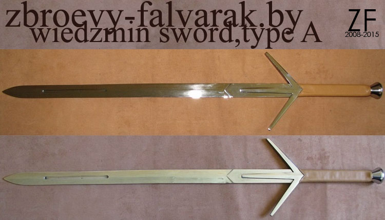 Witcher sword, type A