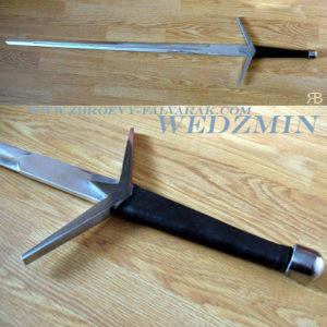 Witcher sword, type A, dural blade