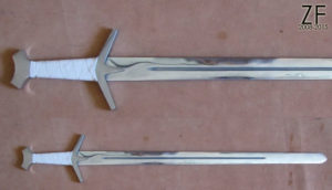 The Witcher's Sword (one-handed version) , dural blade